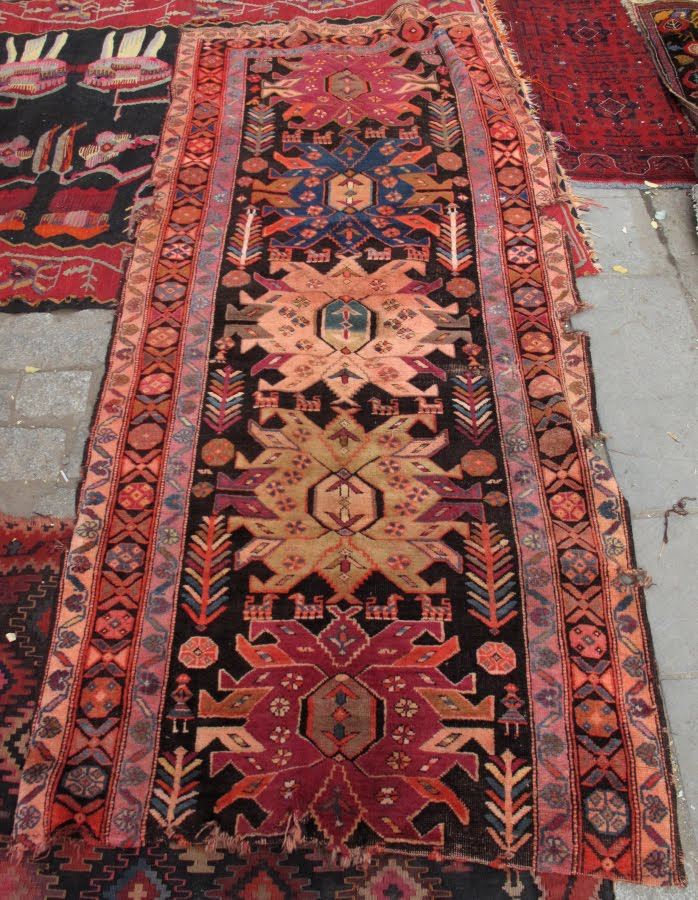 Batsav Carpets From Georgia And The Wider Caucasus Region