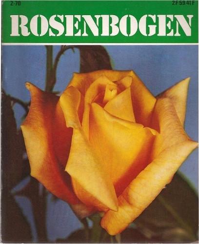 JACOB, Anny, Von Rosen und Gärten im Kaukasus [Roses and gardens in the Caucasus], in Der Rosenbogen — Mitteilungsblatt des Vereins Deutscher Rosenfreunde e.V. Baden-Baden
