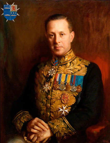 Sir Harry Luke, K.C.M.G.