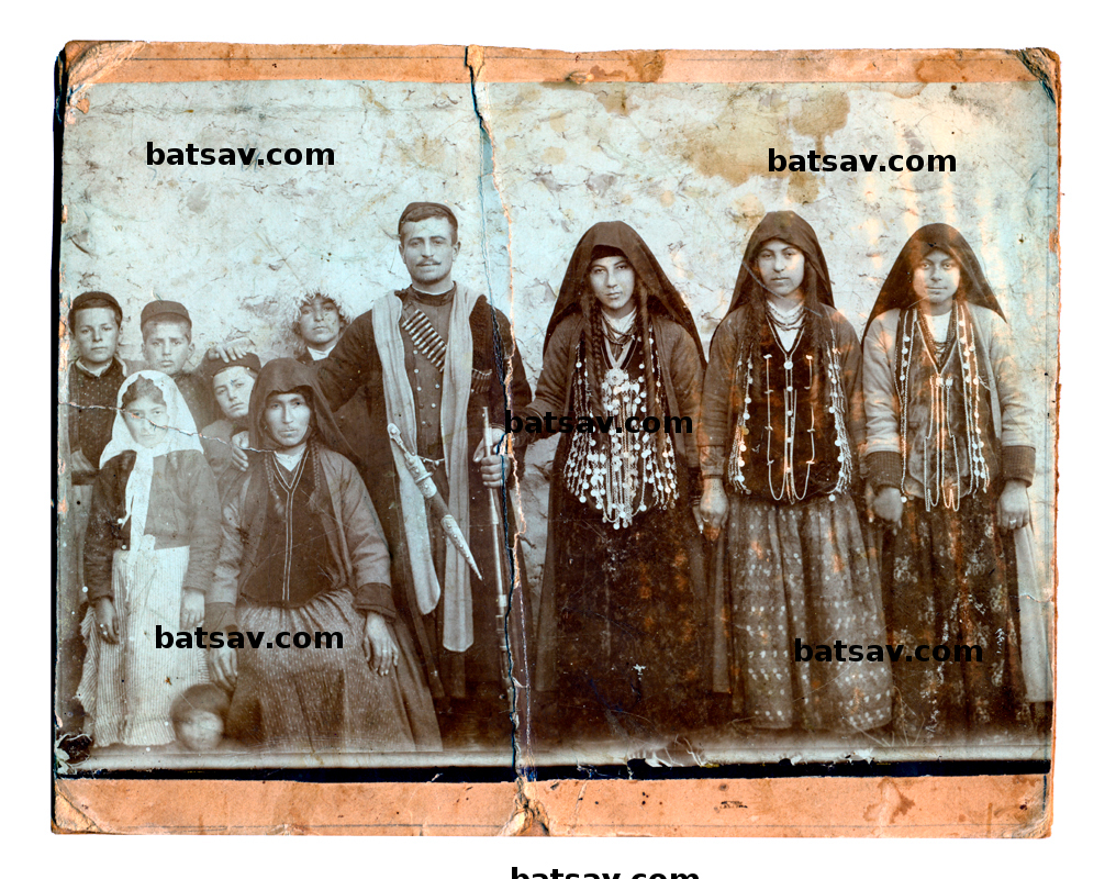 photographs of bats tsova-tush people from tusheti in Georgia